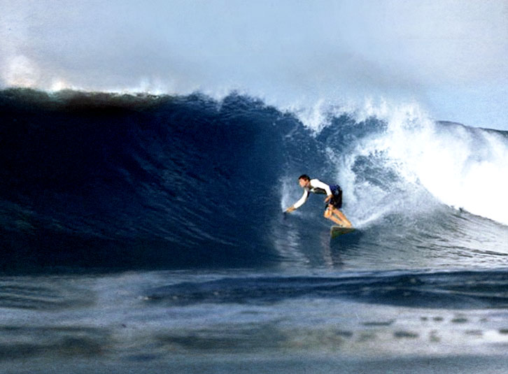 Dave Kaplan's Wave